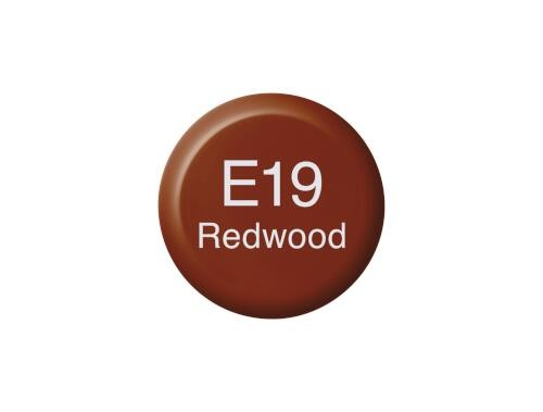 COPIC Ink E19 - Redwood