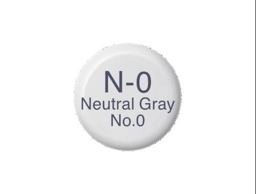 COPIC Ink N0 - Neutral Gray