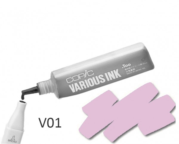 COPIC Various Ink V01 - Health