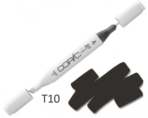 COPIC Marker T10 - Toner Gray
