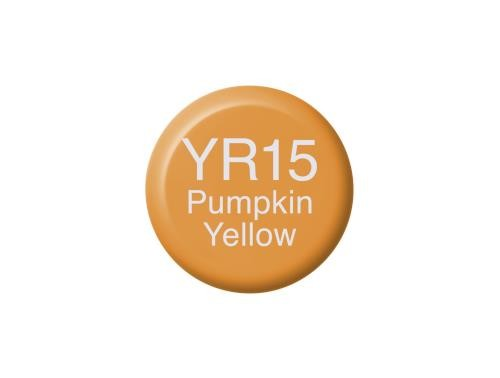 COPIC Ink YR15 - Pumpkin Yellow