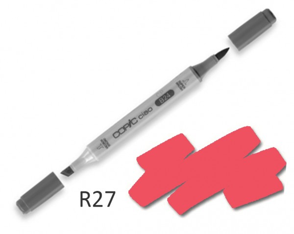 COPIC CIAO R27 - Cadmium Red