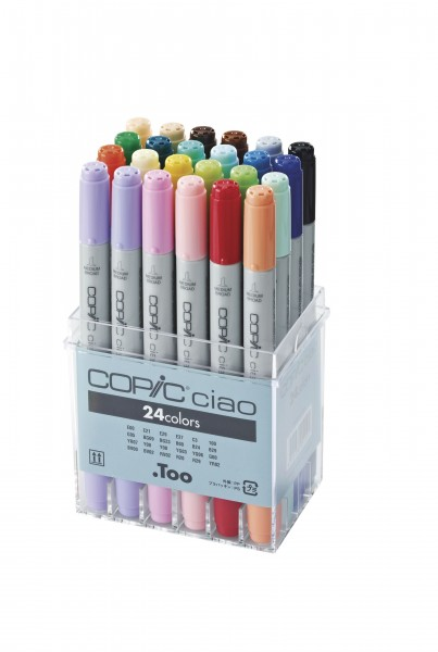 COPIC Ciao 24er Set
