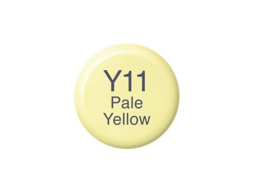 COPIC Ink Y11 - Pale Yellow