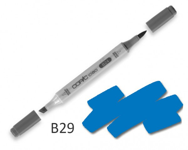 COPIC CIAO B29 - Ultramarine
