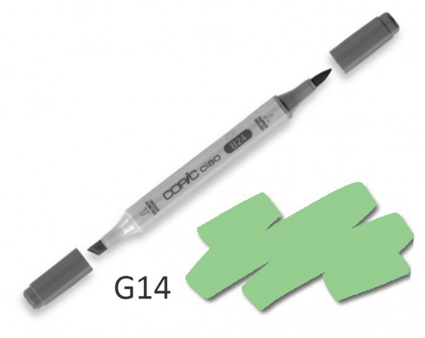 COPIC CIAO G14 - Apple Green