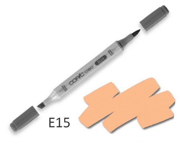 COPIC CIAO E15 - Dark Suntan