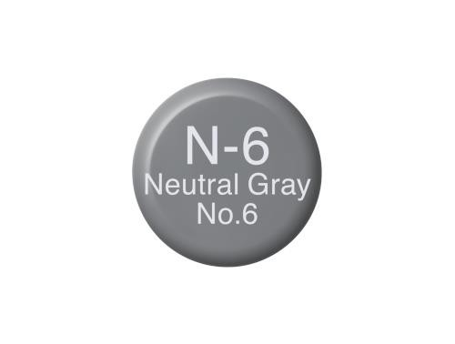 COPIC Ink N6 - Neutral Gray