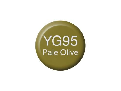 COPIC Ink YG95 - Pale Olive