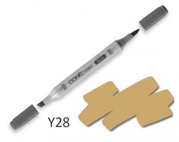 COPIC CIAO Y28 - Lionet Gold