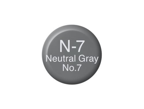 COPIC Ink N7 - Neutral Gray