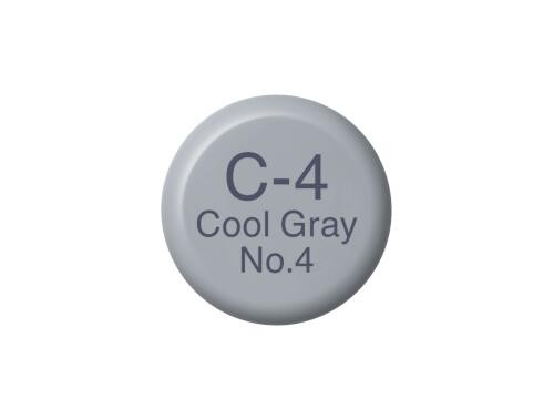 COPIC Ink C4 - Cool Gray