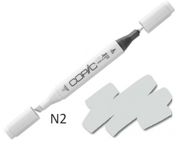 COPIC Marker N2 - Neutral Gray