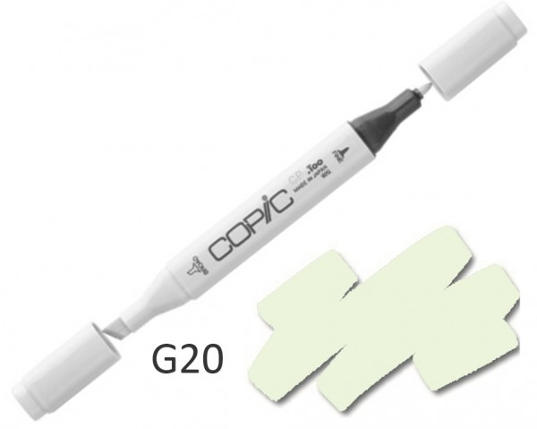 COPIC Marker G20 - Wax White
