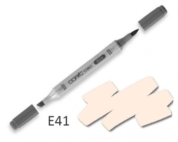 COPIC CIAO E41 - Brick White