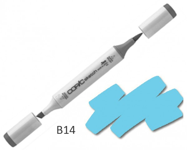 COPIC Sketch B14 - Light Blue