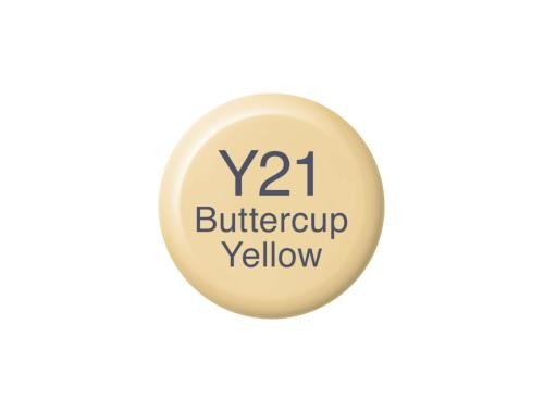 COPIC Ink Y21 - Buttercup Yellow