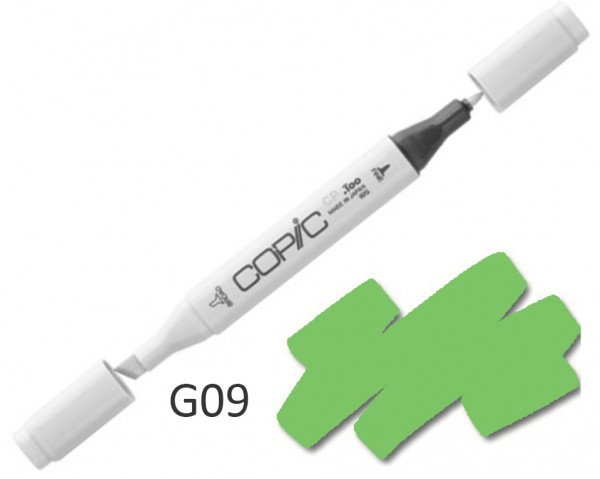 COPIC Marker G09 - Veronese Green