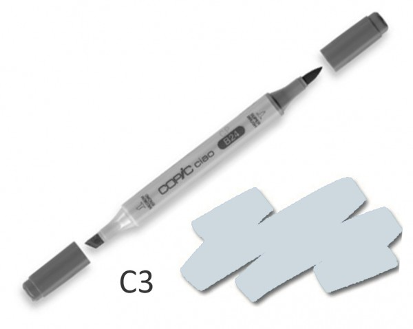 COPIC CIAO C3 - Cool Gray