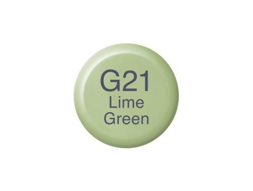 COPIC Ink G21 - Lime Green