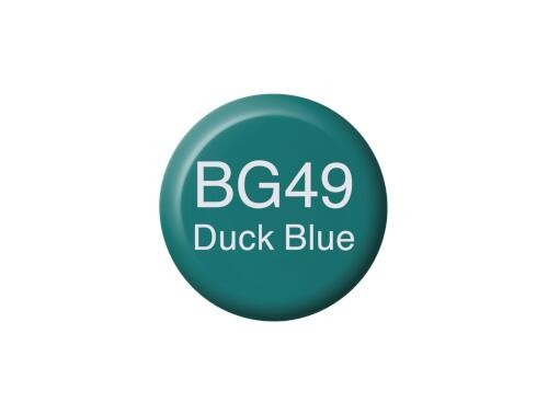 COPIC Ink BG49 - Duck Blue
