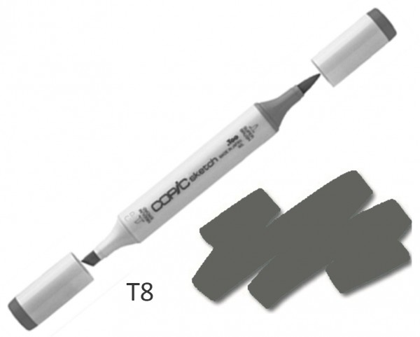 COPIC Sketch T8 - Toner Gray