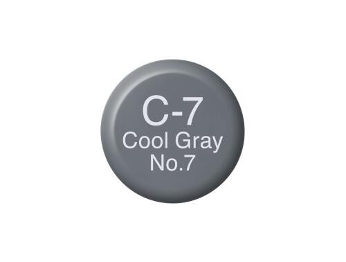 COPIC Ink C7 - Cool Gray