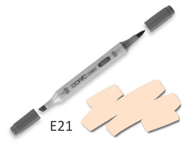 COPIC CIAO E21 - Baby Skin Pink