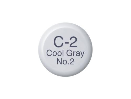 COPIC Ink C2 - Cool Gray