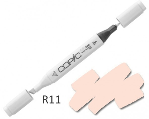 COPIC Marker R11 - Pale Cherry Pink