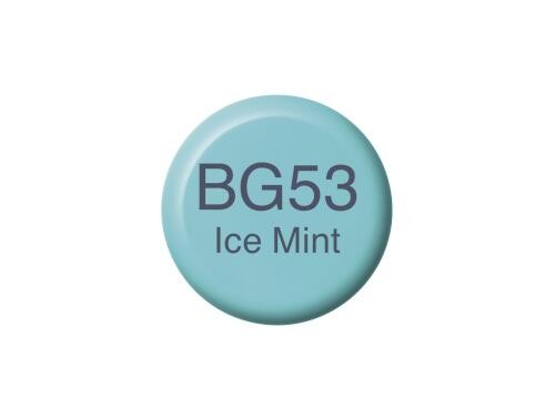 COPIC Ink BG53 - Ice Mint