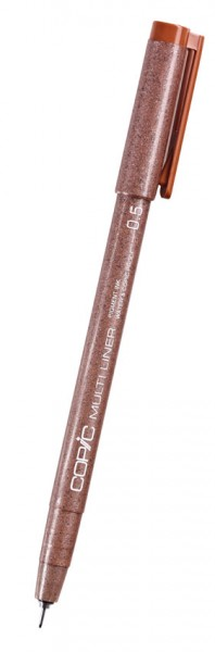COPIC Multiliner CLASSIC sepia 0,5mm