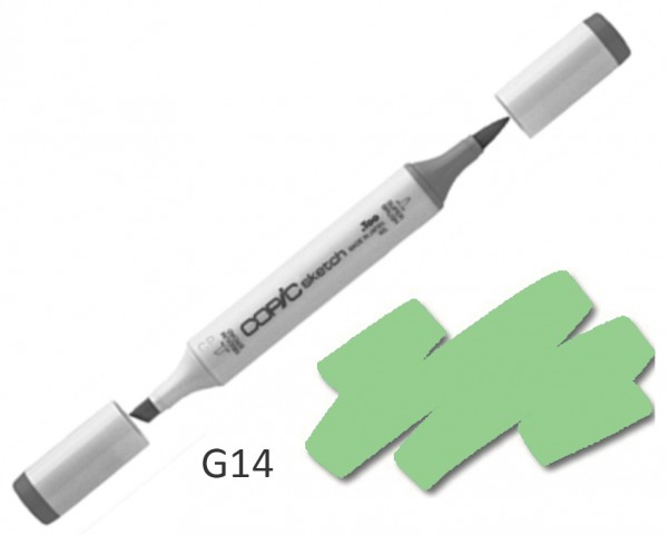 COPIC Sketch G14 - Apple Green