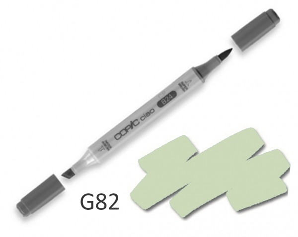 COPIC CIAO G82 - Spring Dim Green