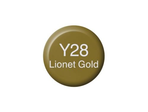 COPIC Ink Y28 - Lionet Gold