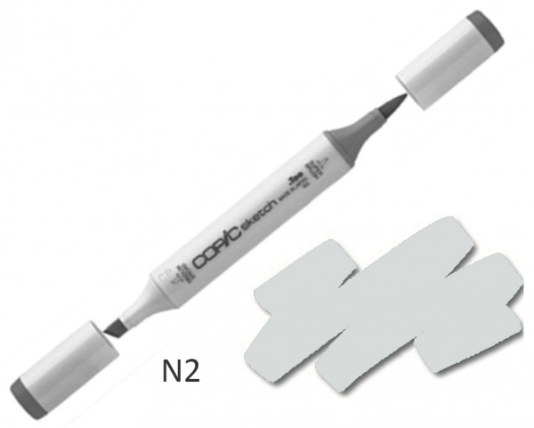 COPIC Sketch N2 - Neutral Gray