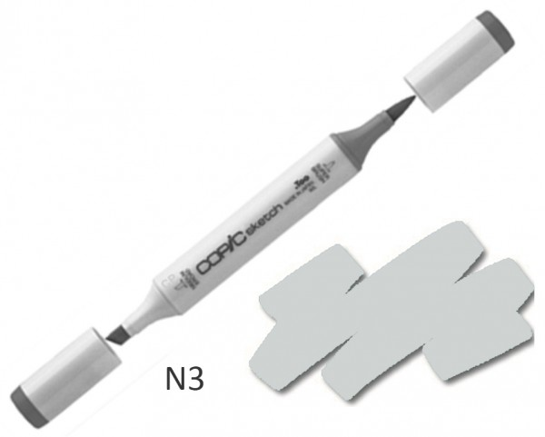 COPIC Sketch N3 - Neutral Gray