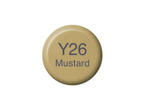 COPIC Ink Y26 - Mustard