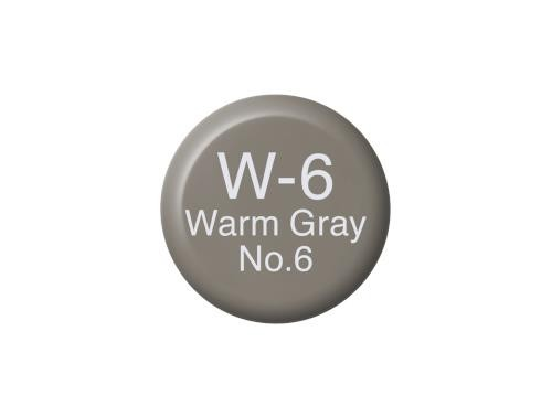 COPIC Ink W6 - Warm Grey