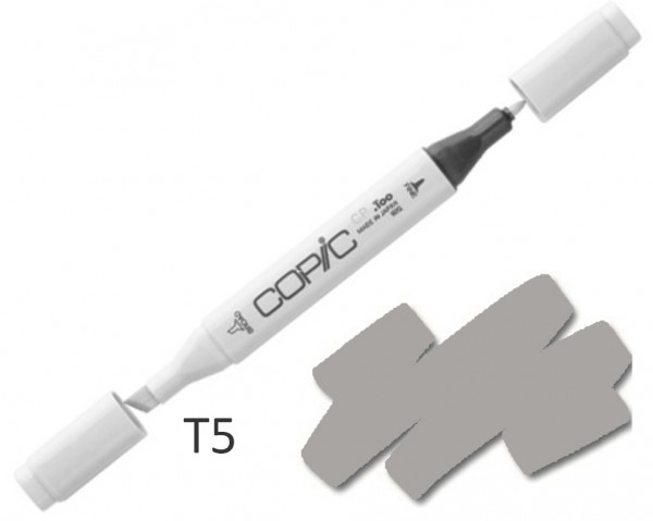 COPIC Marker T5 - Toner Gray
