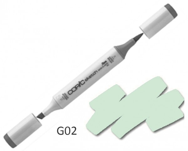 COPIC Sketch G02 - Spectrum Green