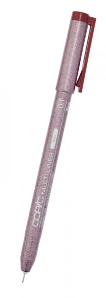 COPIC Multiliner CLASSIC WINE 0,1 mm