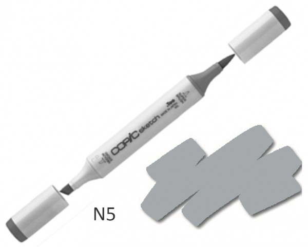 COPIC Sketch N5 - Neutral Gray