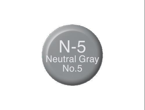 COPIC Ink N5 - Neutral Gray