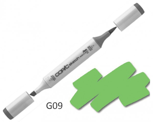 COPIC Sketch G09 - Veronese Green
