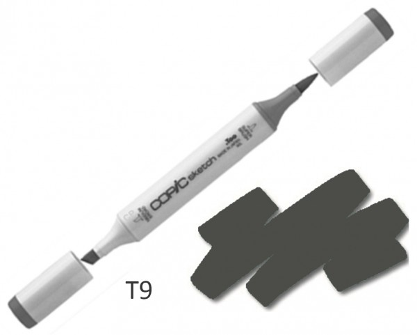 COPIC Sketch T9 - Toner Gray