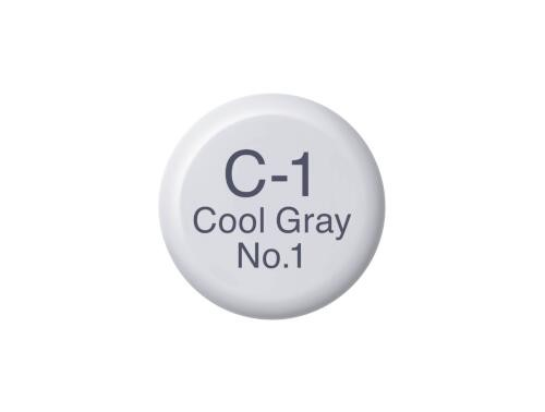 COPIC Ink C1 - Cool Gray