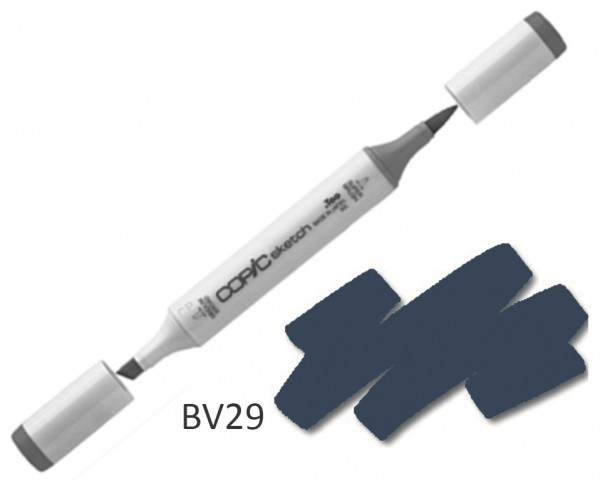 COPIC Sketch BV29 - Slate