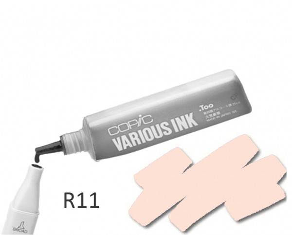 COPIC Various Ink R11 - Pale Cherry Pink