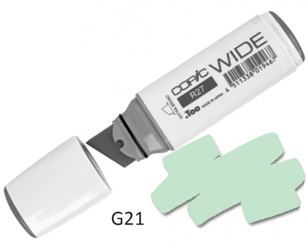 COPIC Marker Wide G21 - Lime Green